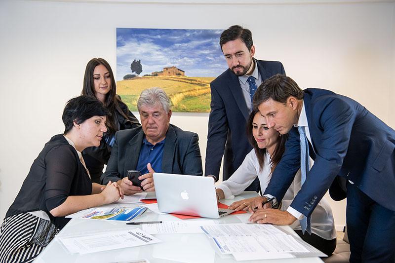 MM Immobiliare Genova - team