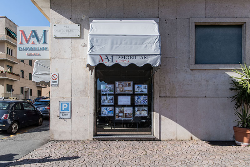 MM Immobiliare Genova - esterno